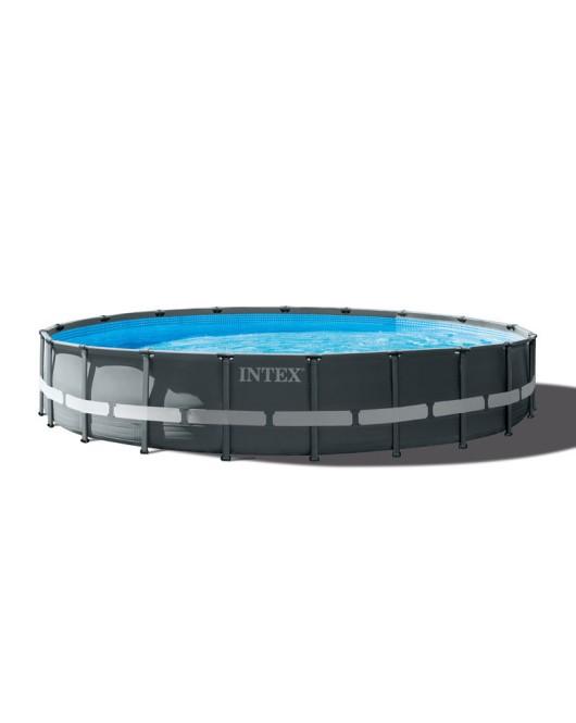Intex ULTRA XTR vázas kör medence szett 610x122 cm homokszűrővel