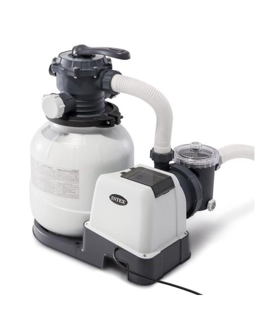Intex homokszűrő 10500/8000 liter/óra