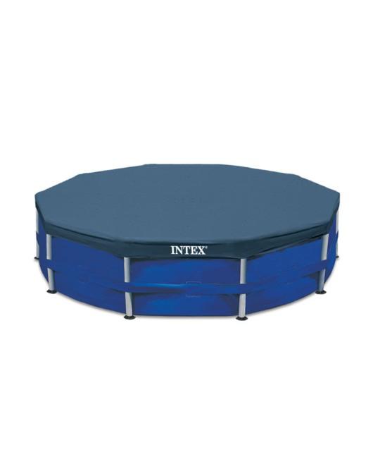 Intex takaró 3m fémvázas medencére