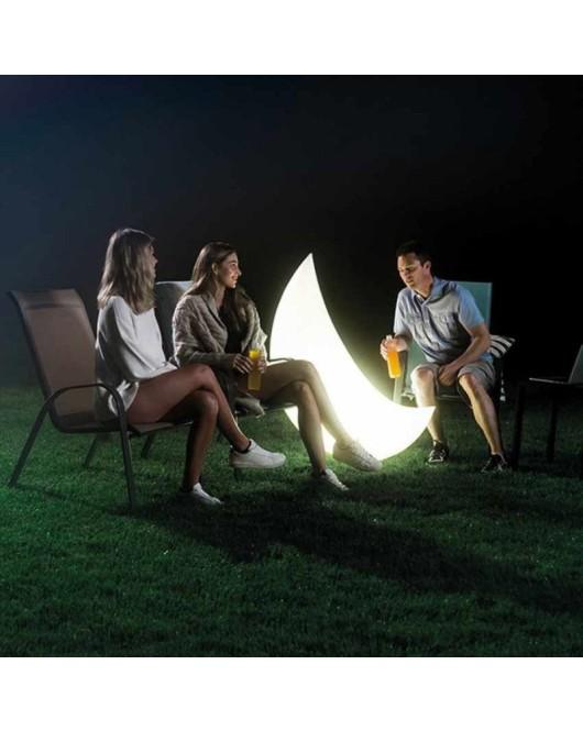 Intex úszó hold hangulatvilágítás LED-es