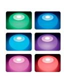 Intex úszó kör hangulatvilágítás LED-es